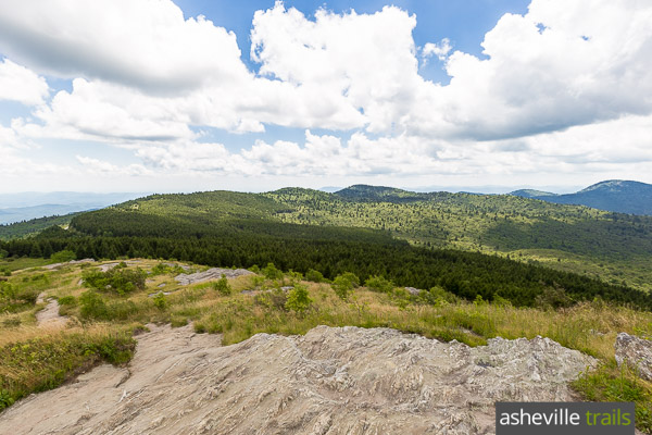 Hike the Art Loeb Trail off the Blue Ridge Parkway to Black Balsam Knob