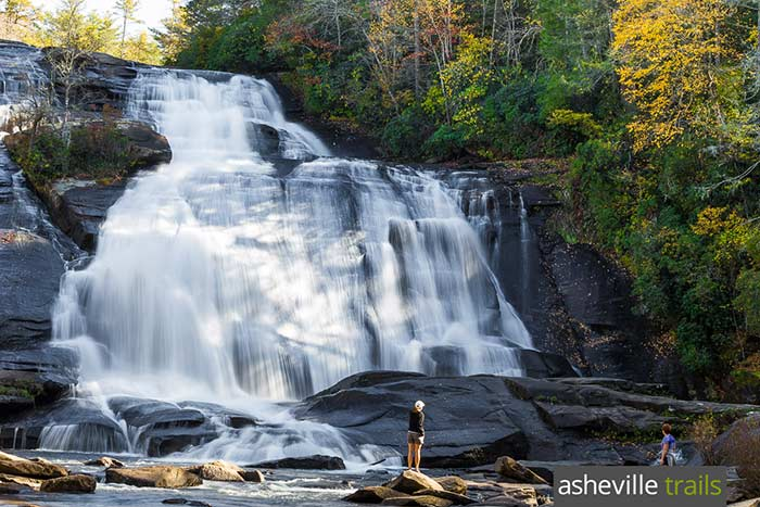 North Carolina waterfalls: our top ten favorite hikes near Asheville