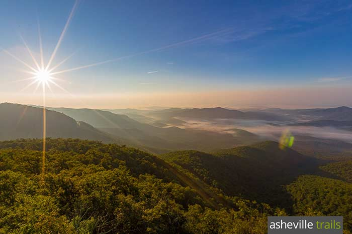 Blue Ridge Parkway trails: our favorite hikes near Asheville