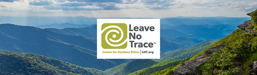 Leave No Trace on North Carolina's trails: Asheville Trails is an official Leave No Trace Partner