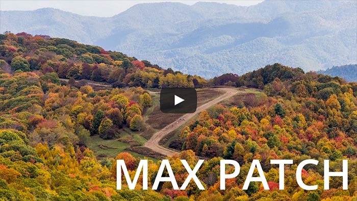 Max Patch on the Appalachian Trail - Asheville Trails