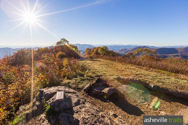 Elevation Of Stone Mountain Nc : Siler bald hiking the appalachian trail via wayah gap
