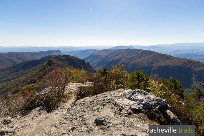 Linville Gorge: best hiking trails and campsites
