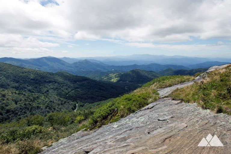Appalachian Trail in North Carolina