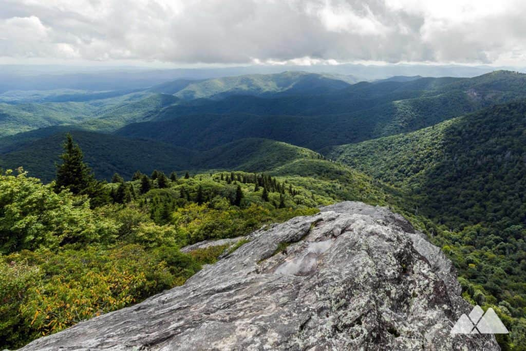 Blue Ridge Parkway hikes: our favorite summit views