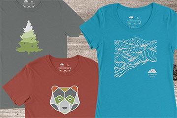 Asheville Trails Shirts & Hats