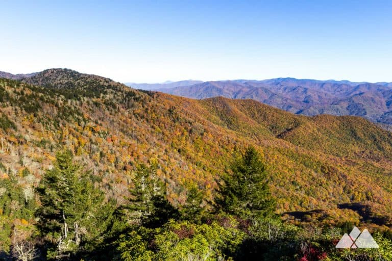 Top hikes in the Nantahala National Forest
