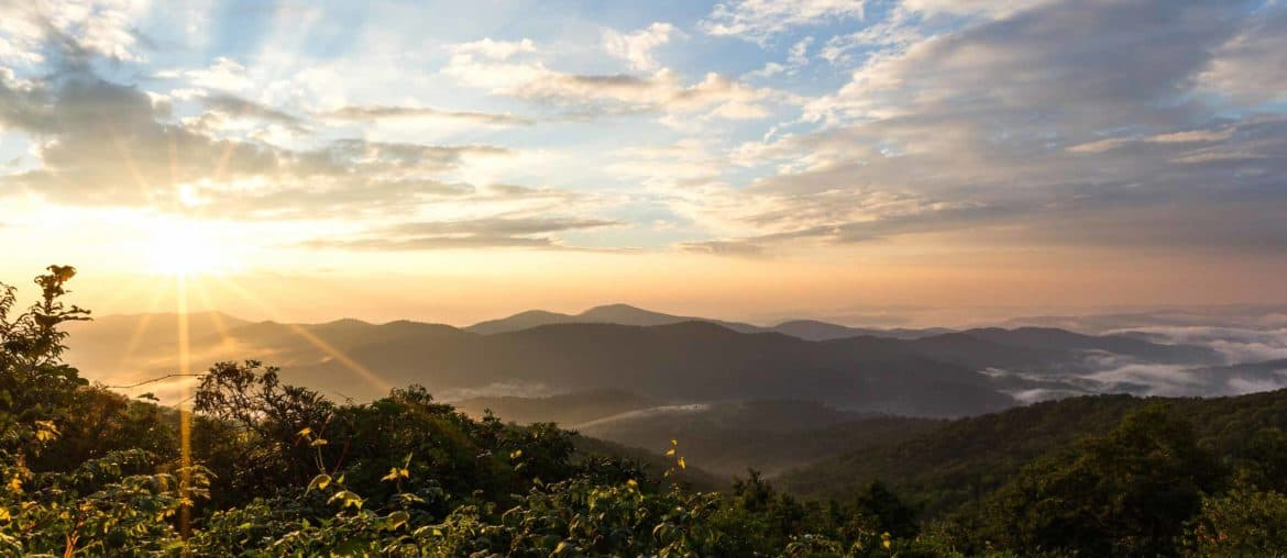 Blue Ridge Parkway: our favorite hikes
