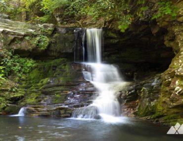Catawba Falls Trail