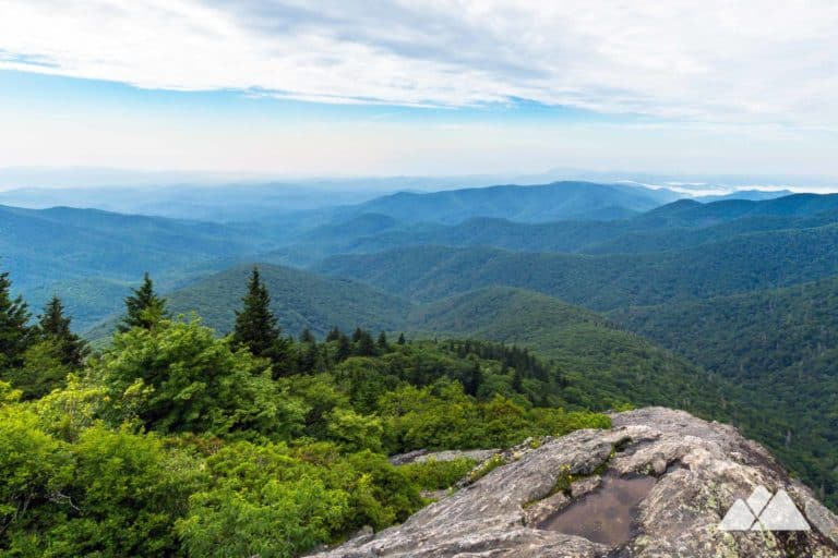 Top hikes in the Pisgah National Forest in NC