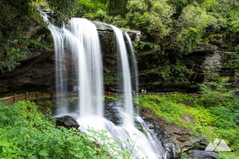 Top hikes and waterfalls near Cashiers and Highlands, NC