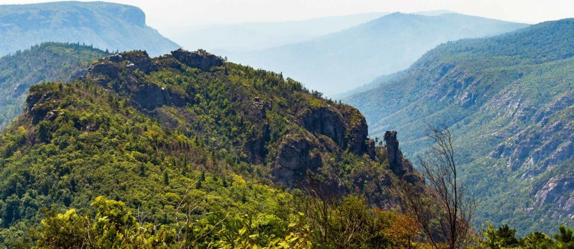 Linville Gorge Hiking, Camping & Adventure Guide