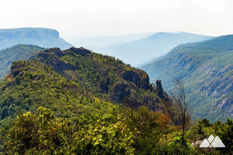 Linville Gorge: top hiking & backpacking trails