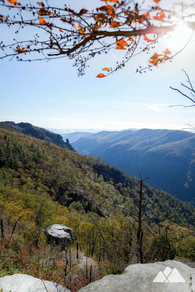 Table Rock Mountain: top hikes in NC's Linville Gorge