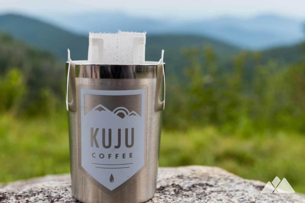 Backpacking Gear List: Kuju Coffee