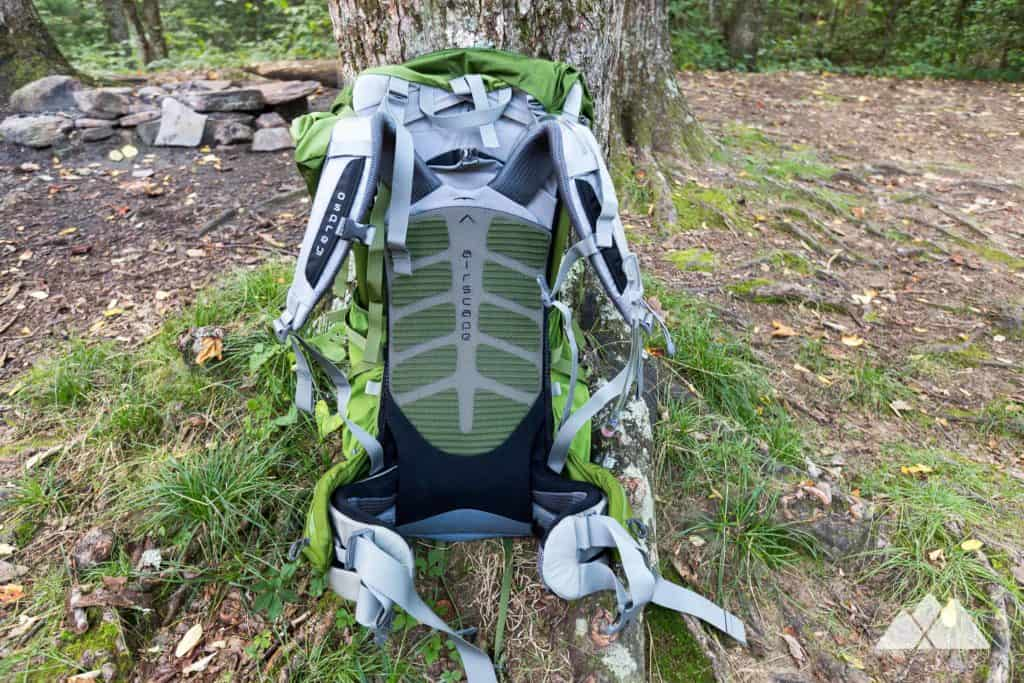 Backpacking Gear List: Osprey Aether 60