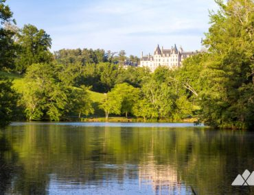 Biltmore Estate adventures: hiking, biking, kayaking and paddle boarding