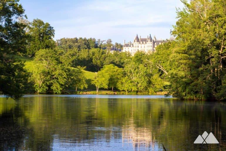 Biltmore Estate adventures: hiking, biking, kayaking and paddle boarding