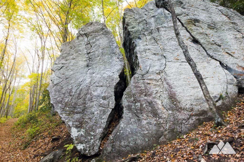 Blackrock Mountain at Pinnacle Park