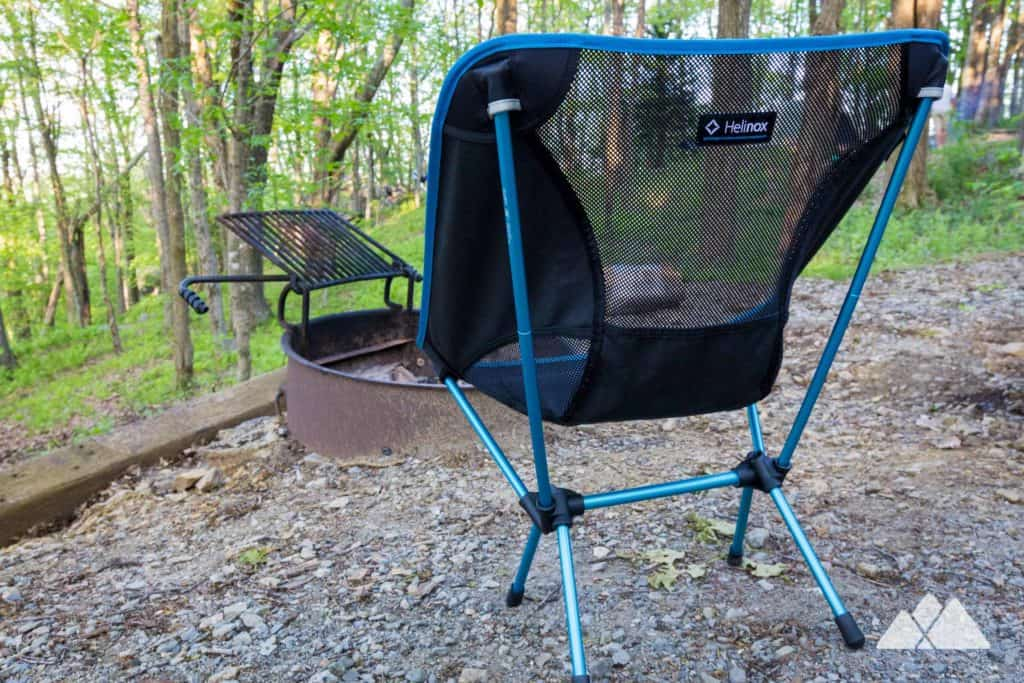 Comfy camp seating: the Helinox One Chair