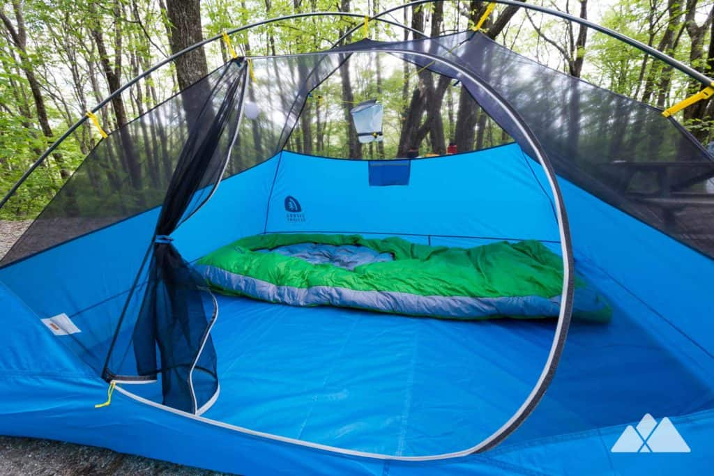 Our favorite camping and backpacking tents: Sierra Designs