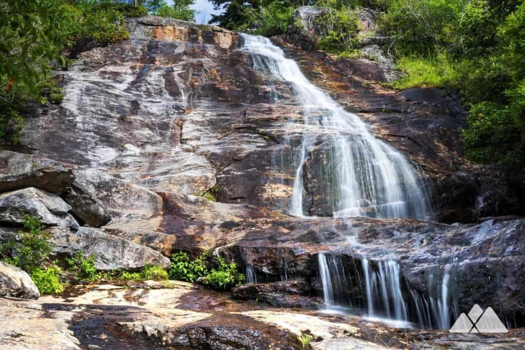 Graveyard Fields Waterfalls Trail
