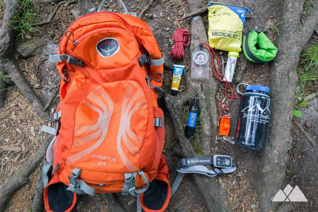 c414449bf4 Hiking Gear List  Asheville Trails