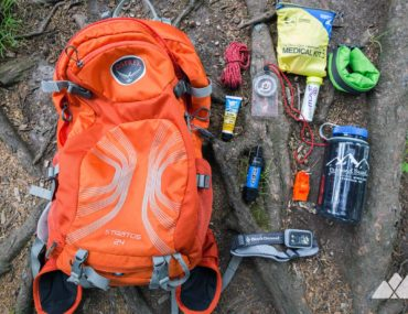 Hiking Gear List: what to pack for a day hike near Asheville NC