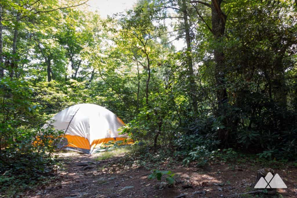 Linville Gorge Camping