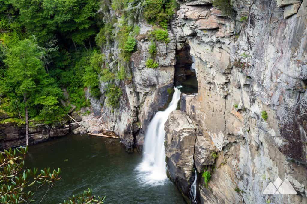 Linville Falls Plunge Basin Trail