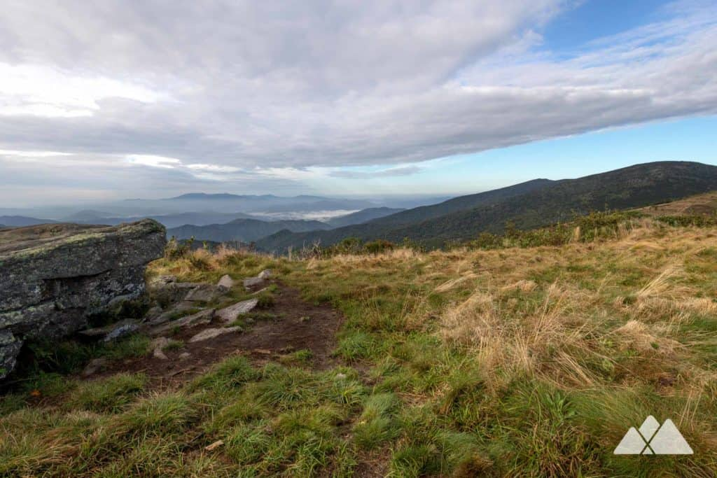Roan Highlands: Carvers Gap to Grassy Ridge Bald