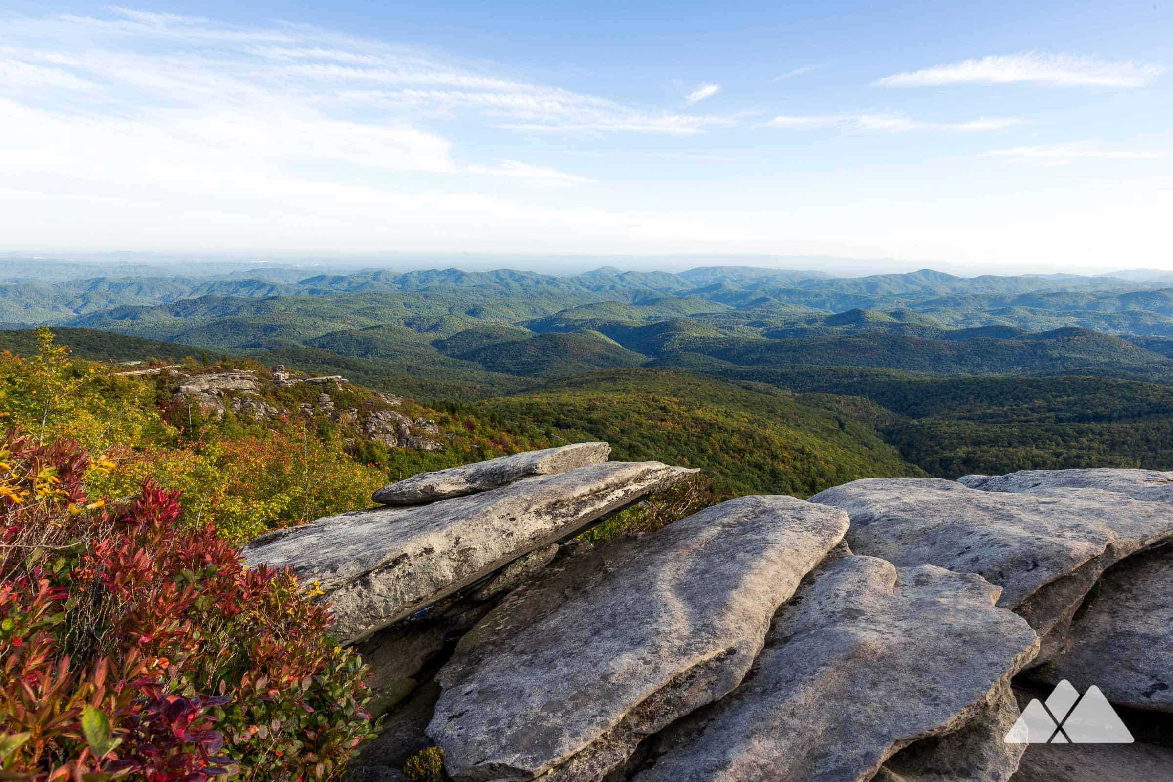 Grandfather Mountain - best hiking trails and summit adventures