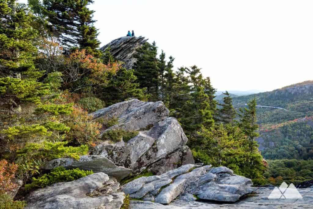 Rough Ridge at Grandfather Mountain