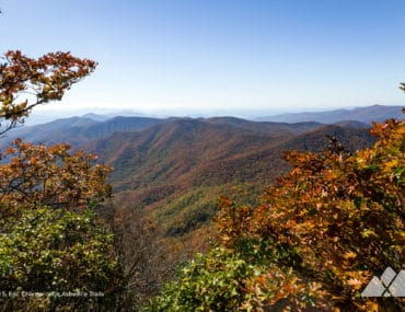 Standing Indian Mountain on the Appalachian Trail