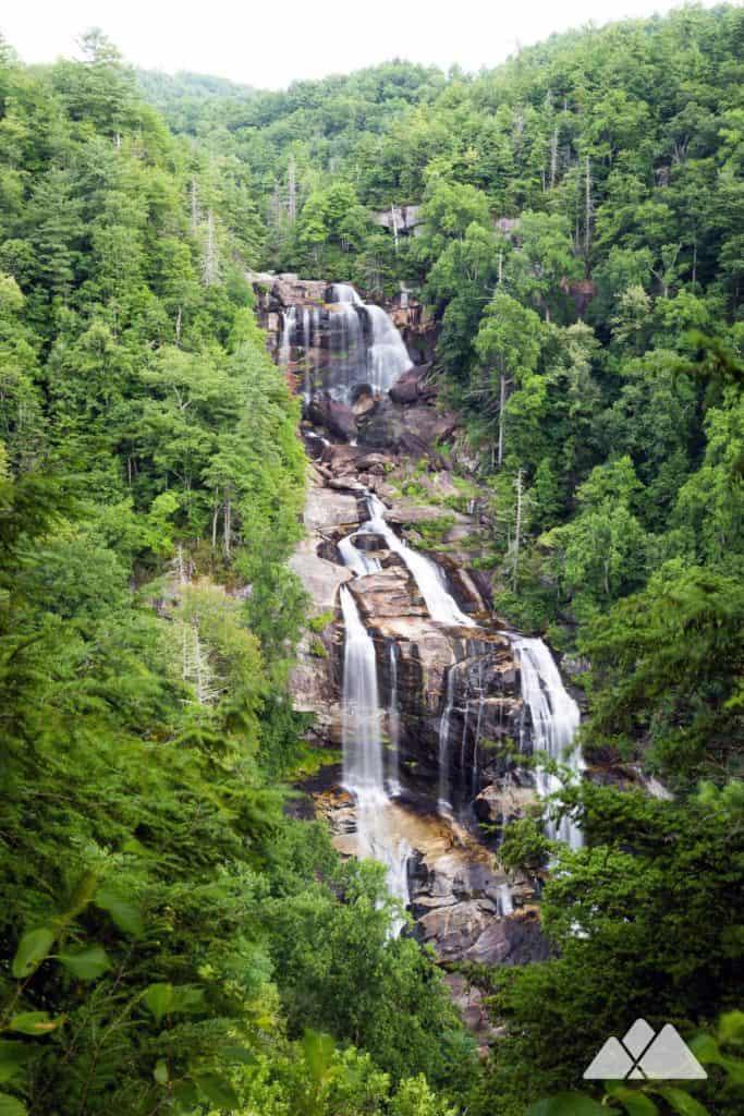 Whitewater Falls, NC