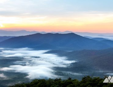 Asheville sunset and sunrise hikes - our favorite trails