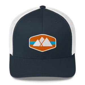 Asheville Trails Trucker Hats