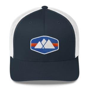 Mountain Logo Trucker Hat - Craggy