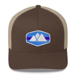 Mountain Logo Trucker Hat - Tallulah
