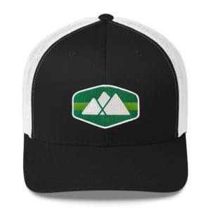 Mountain Logo Trucker Hat - Unicoi