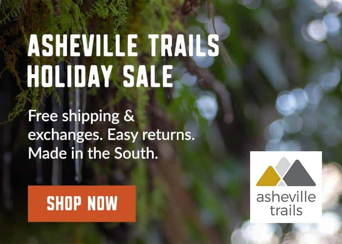 Atlanta Trails shirts: locally made & inspired by great Georgia adventures