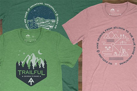 Asheville Trails Shirts & Goods